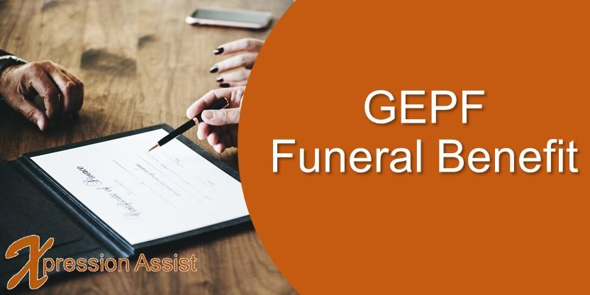 GEPF Funeral Benefit